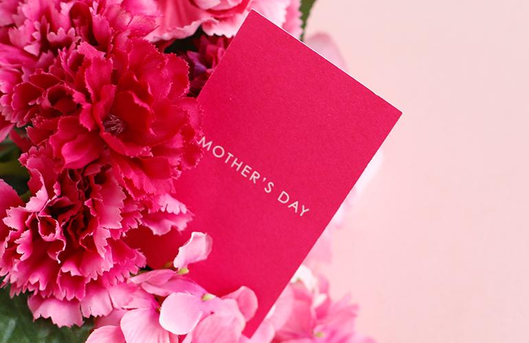 適度なマザコンはかっこいい、母の日に贈る『ありがとう。』