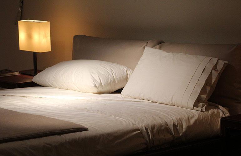 布団や枕のイメージ