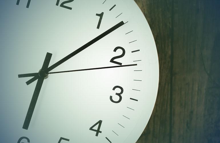 体内時計イメージ